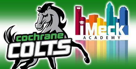 Cochrane Collegiate Academy Colts Logo