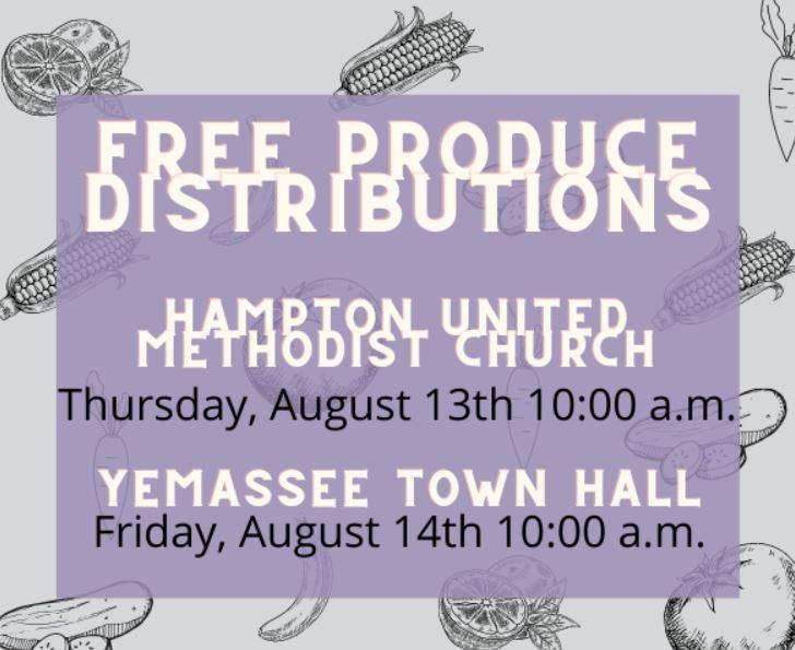 Hampton August 13th