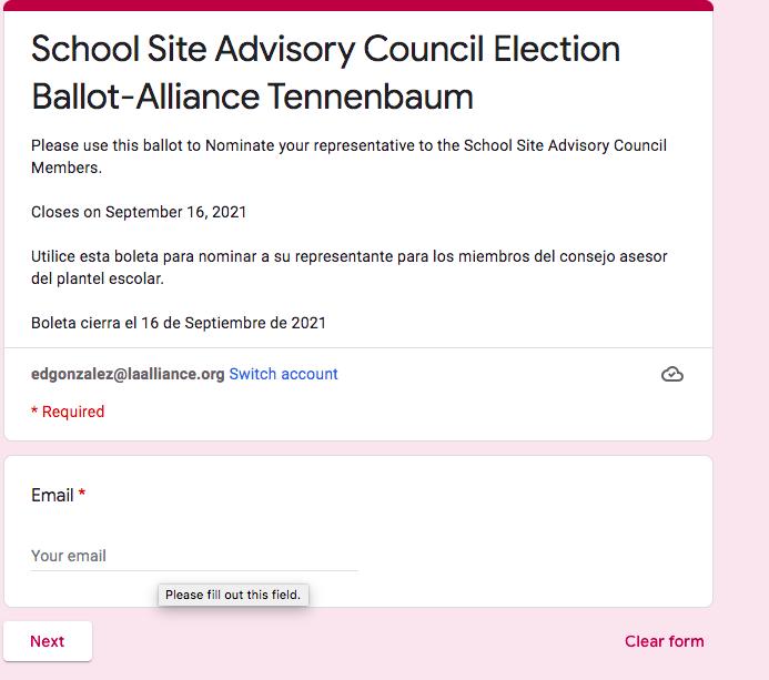 SSAC Elections Thumbnail Image