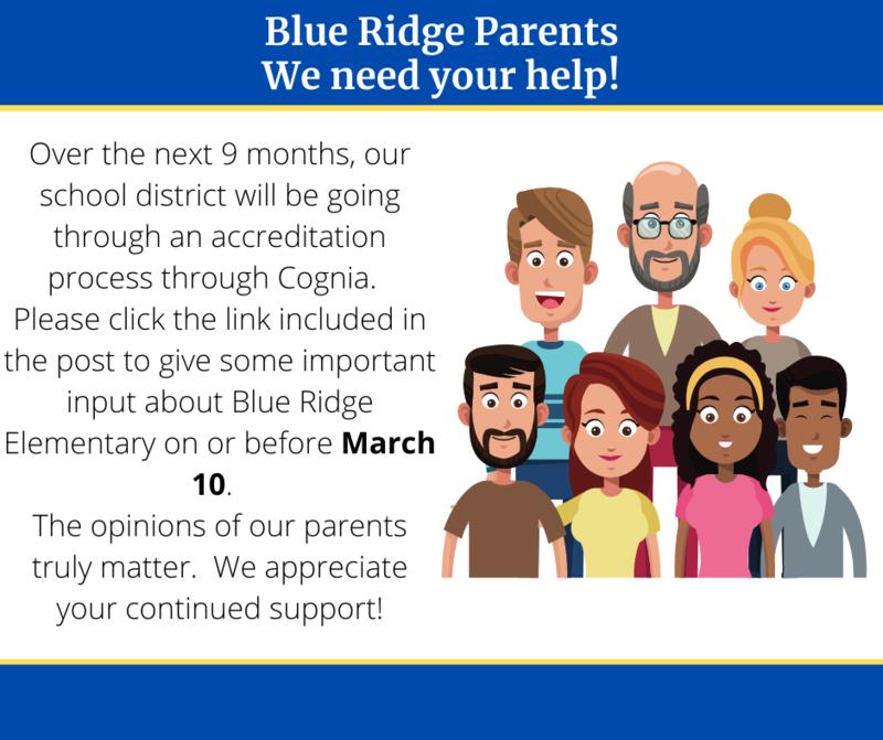 Parent Survey Graphic