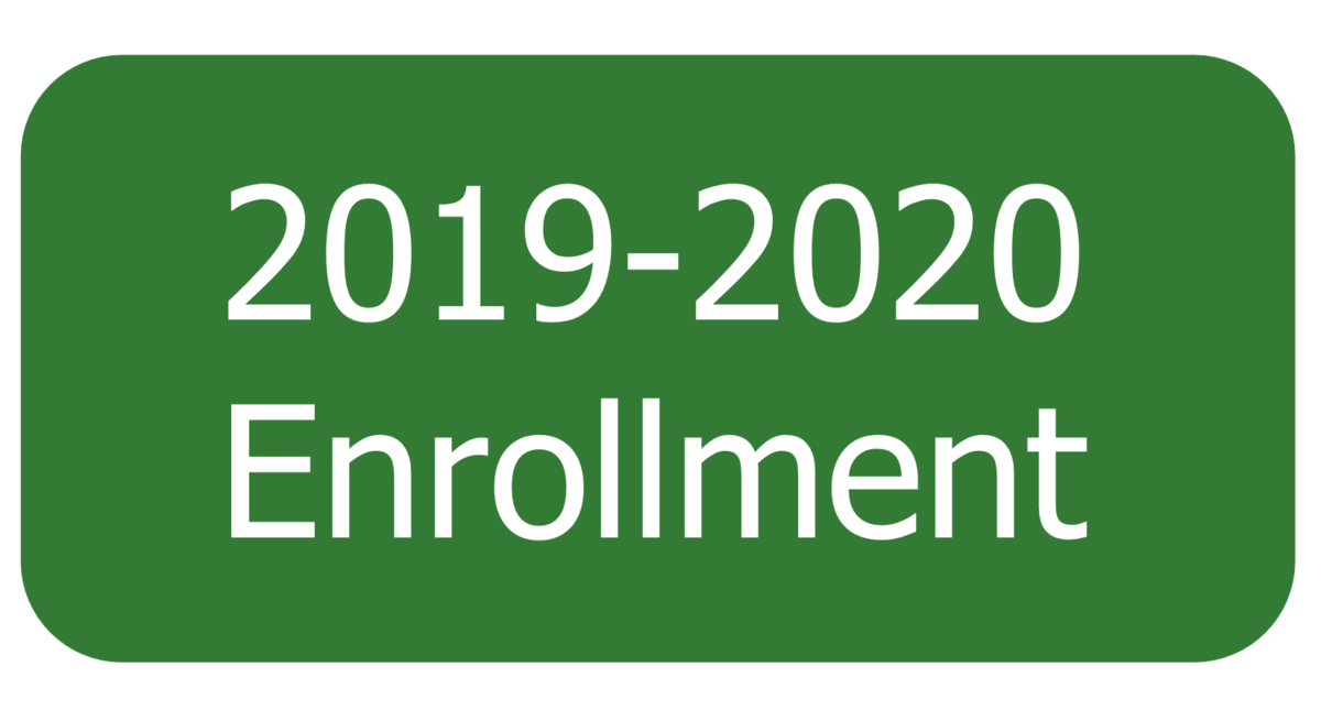 2019-2020 Enrollment