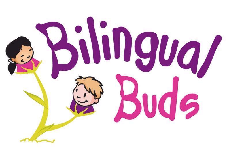 Original Bilingual Buds logo