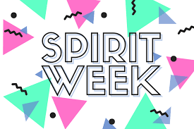 Spirit Week May 10th-14th Featured Photo