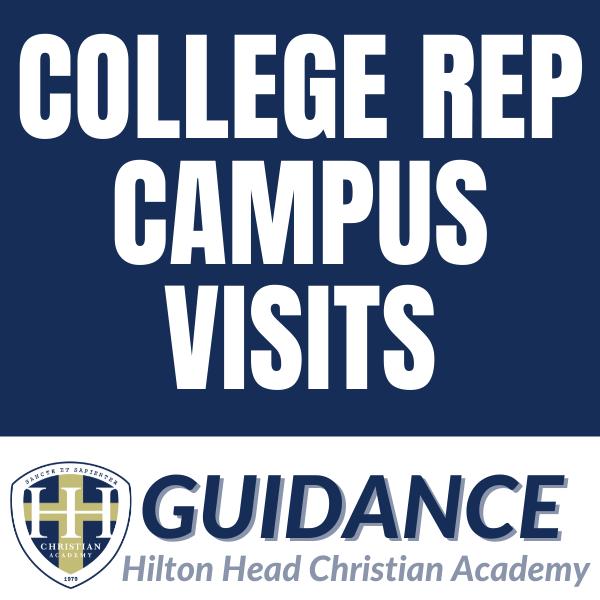 College Rep Campus Visits Featured Photo