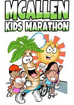 McAllen Kid's Marathon logo