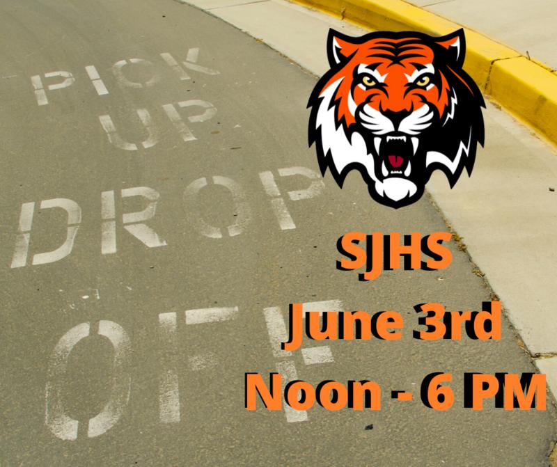 June 3rd Pickup Dropoff Date