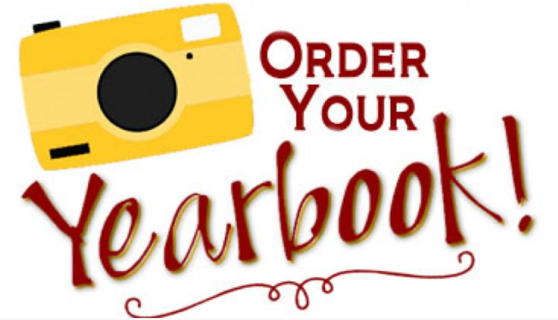 Yearbooks Now Available for Sale!