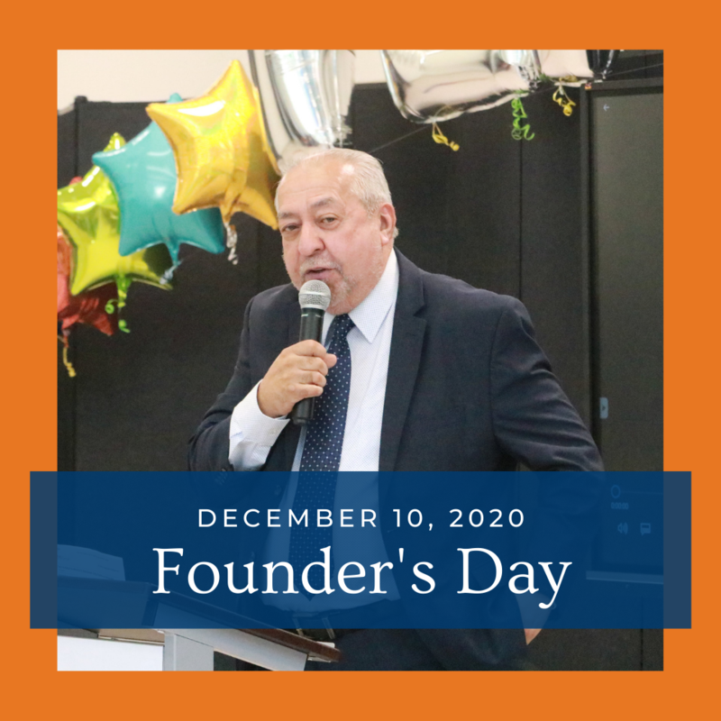 Founder's Day - Celebrating the Vision of Bishop Dr. Raymond Rivera Featured Photo