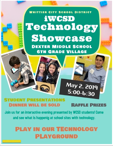 Technology Showcase Flyer