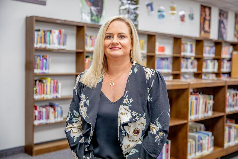 AMS Assistant Principal Kristin Ross