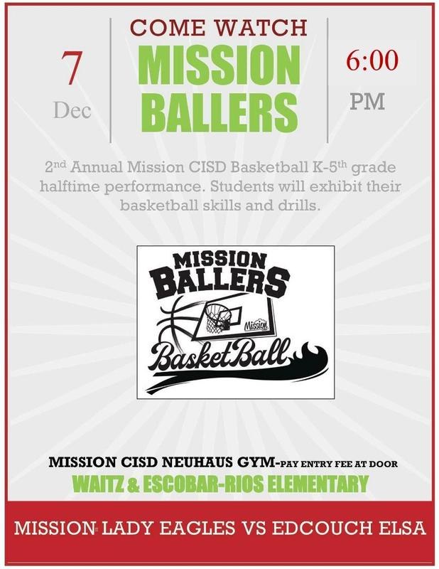 Mission Ballers Performance Flyer