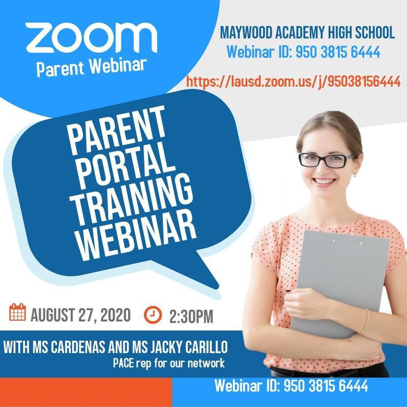 Parent Portal English