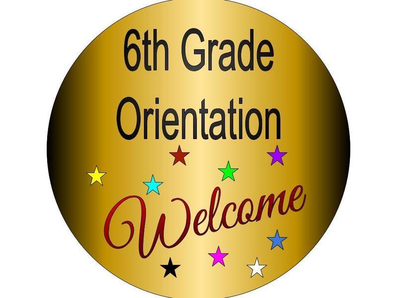 6th Grade Orientation Featured Photo
