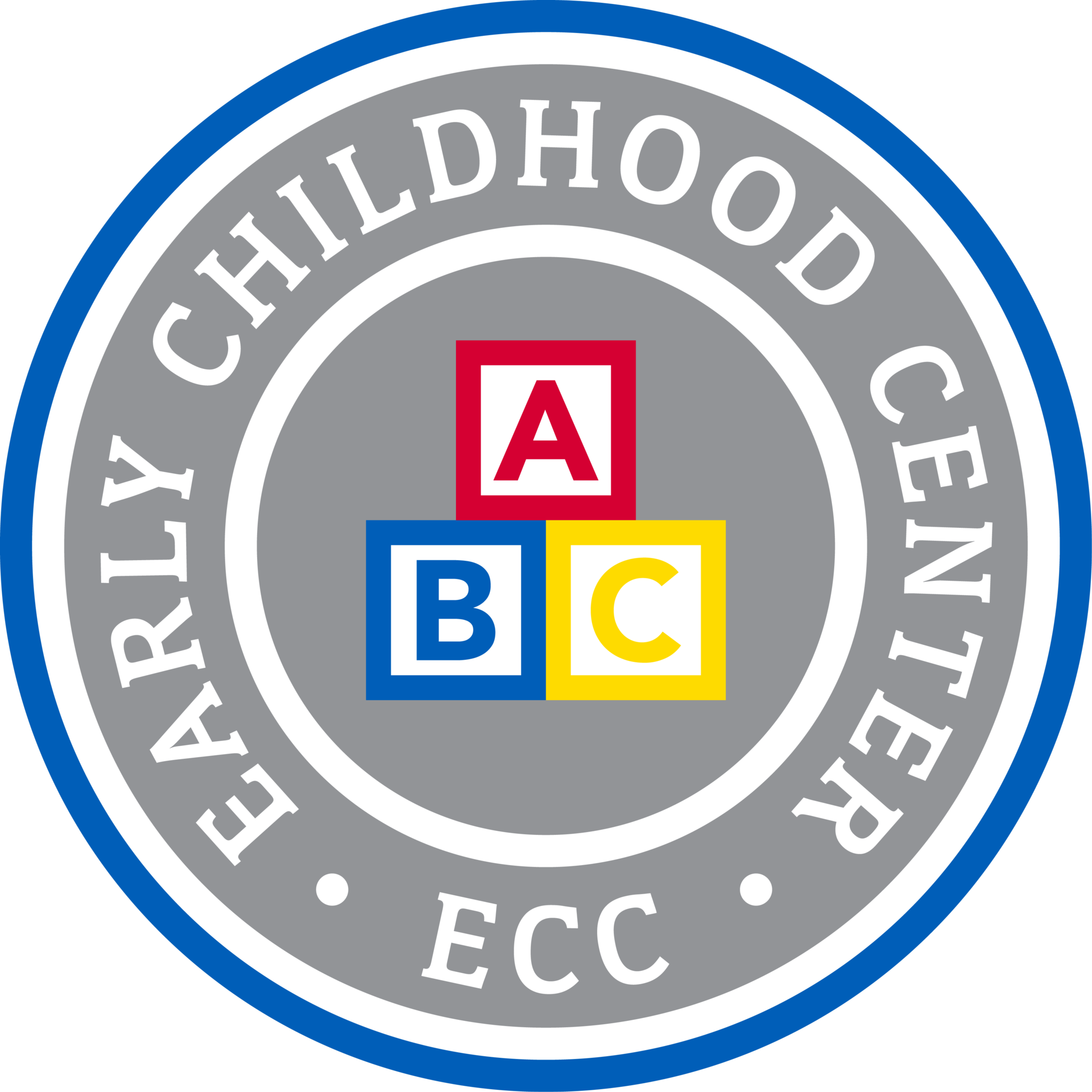 Early Childhood Center school seal
