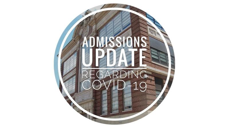 John W. Hallahan Catholic Girls' High School Admissions Update Regarding COVID-19 Featured Photo