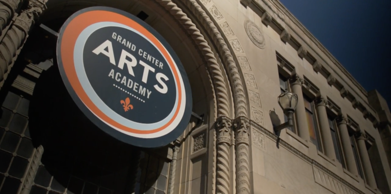 A Home of Creativity: Grand Center Arts Academy Featured Photo