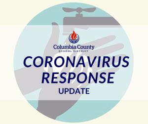 Coronavirus response update image
