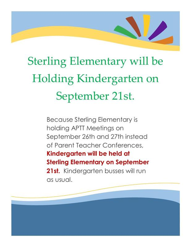 We will have Kindergarten 9/21 Thumbnail Image