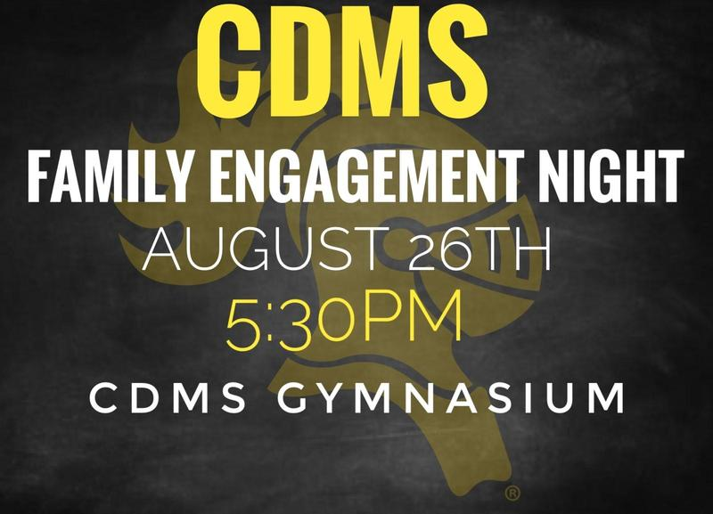CDMS 7th/8th Family Engagement Night Featured Photo