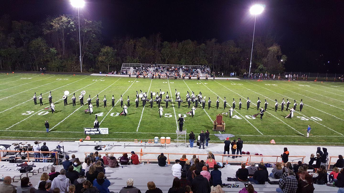 Marching Band Company Front