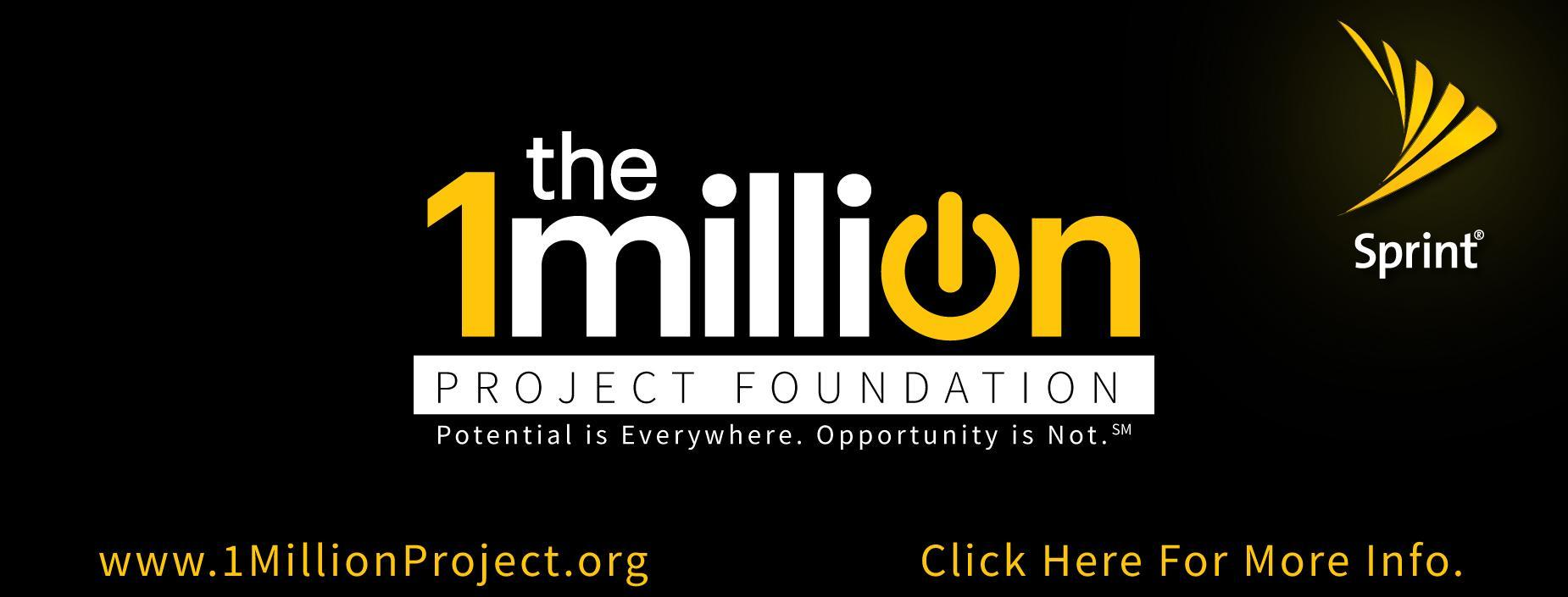 Sprint the 1Million Project Foundation