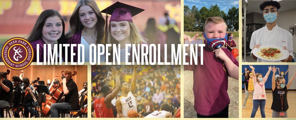 Limited Open Enrollment
