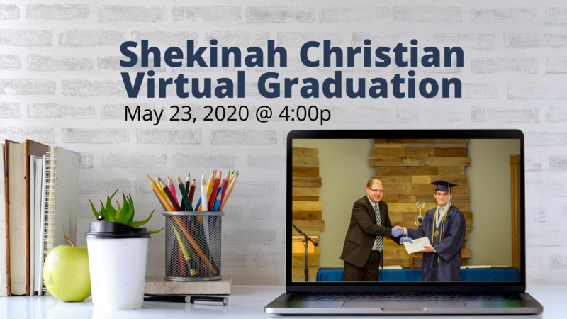 Shekinah Christian's 2020 Virtual Commencement Ceremony Thumbnail Image