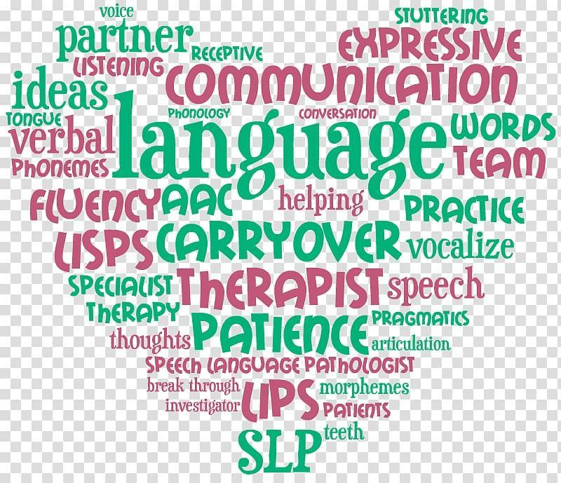 Speech Language Pathologist heart