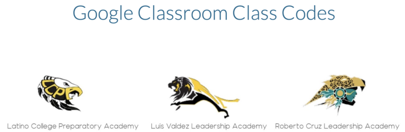 Google Classroom Code Support Featured Photo