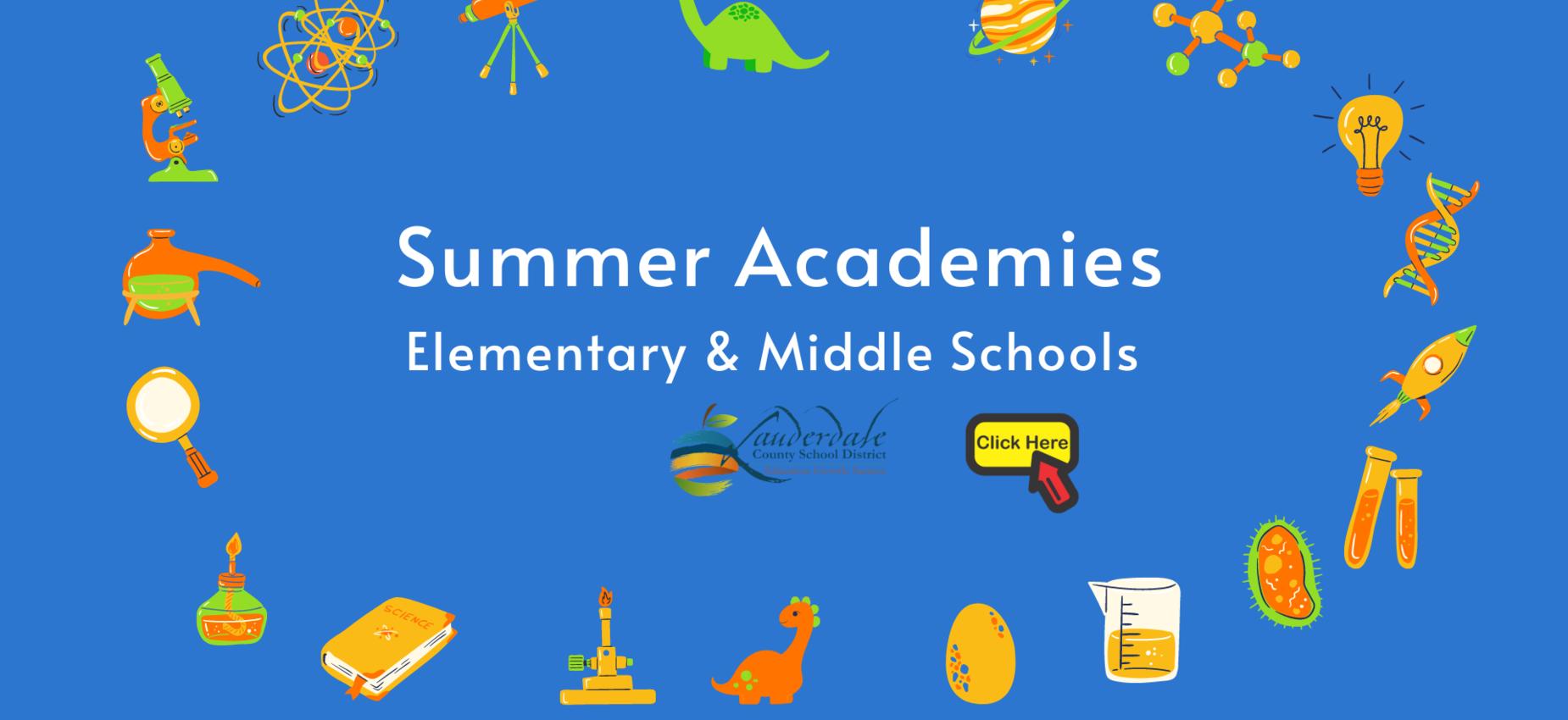LCSD Summer Academies