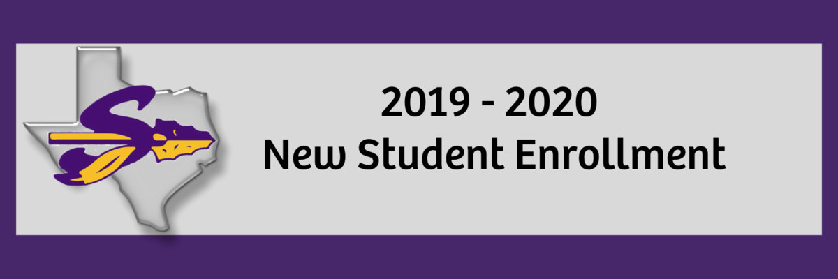 2019-2020 New Student Enrollment