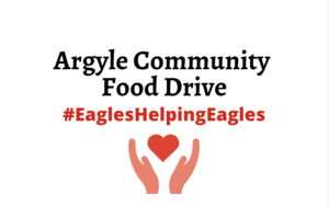 Eagles helping Eagles