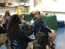 MS Museum of Natural Science visits 7th grade Science classes
