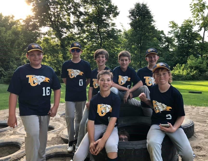 JH Baseball Team