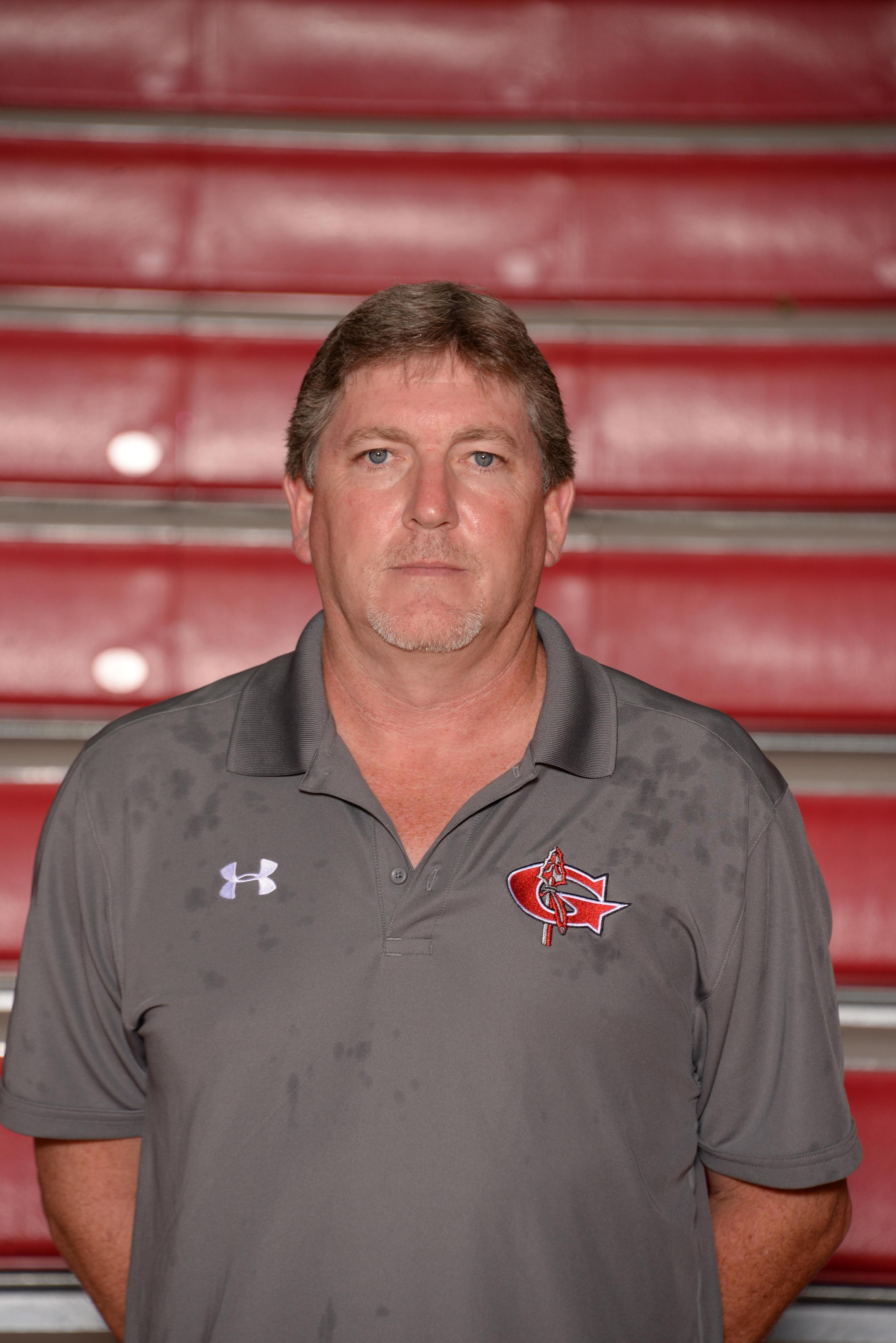 Head Coach Mark Willemin