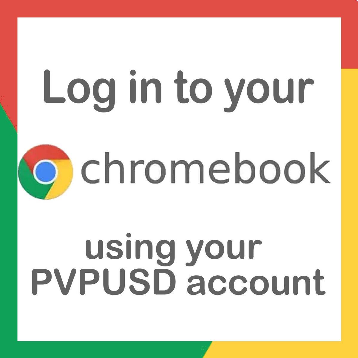 Chrome login