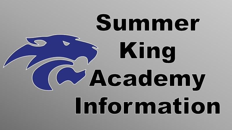 King Academy - Summer 2020 Featured Photo