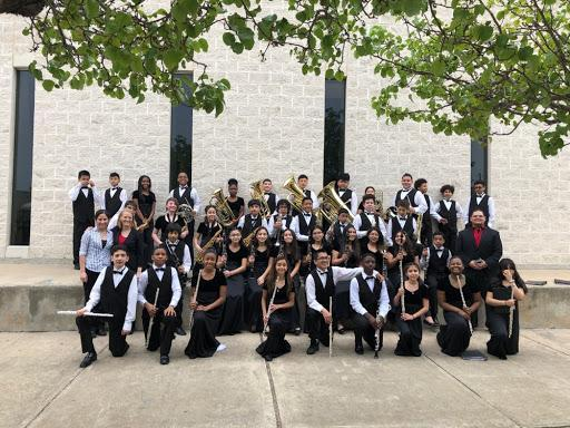 New Tech Middle, Manor Middle Earn Sweepstakes at UIL Music Competition Thumbnail Image