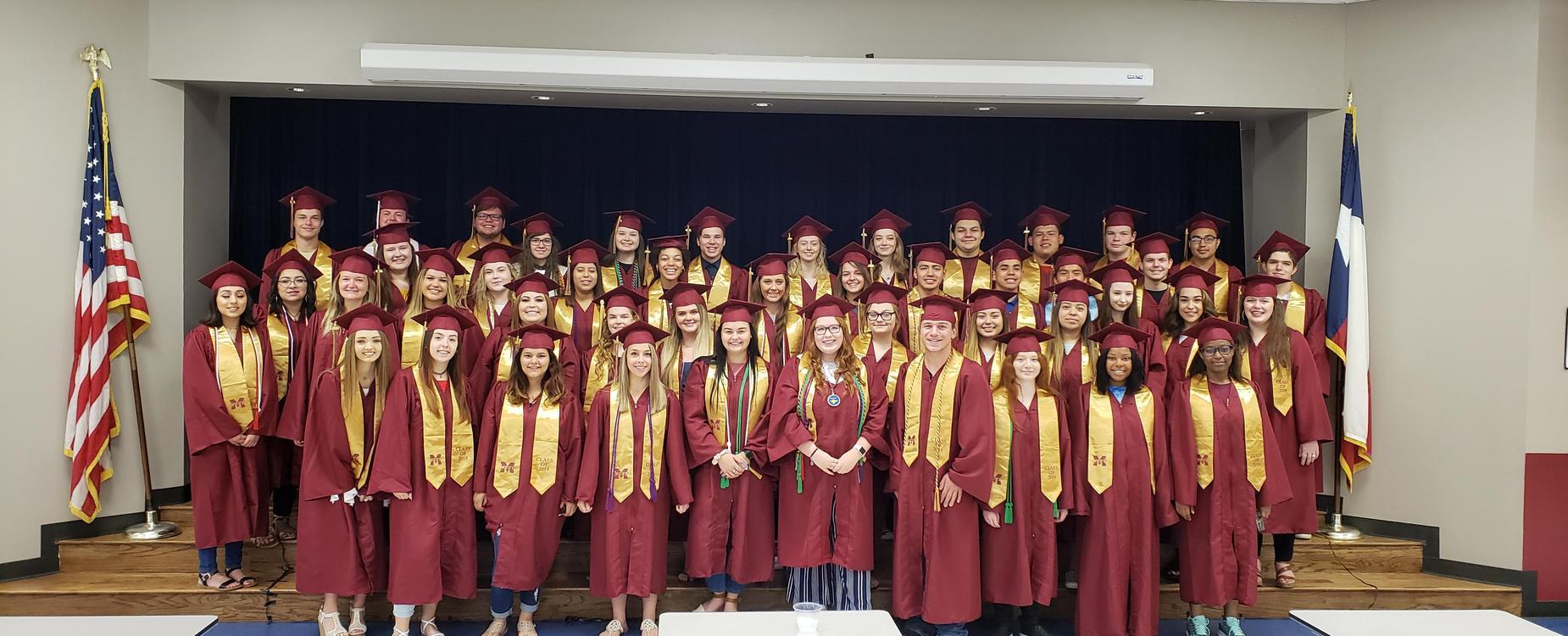 Williams Elementary Alumni - Magnolia West High School Class of 2019