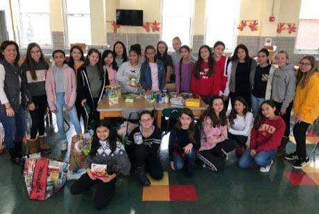 Notre Dame Academy - a culture of giving back Featured Photo