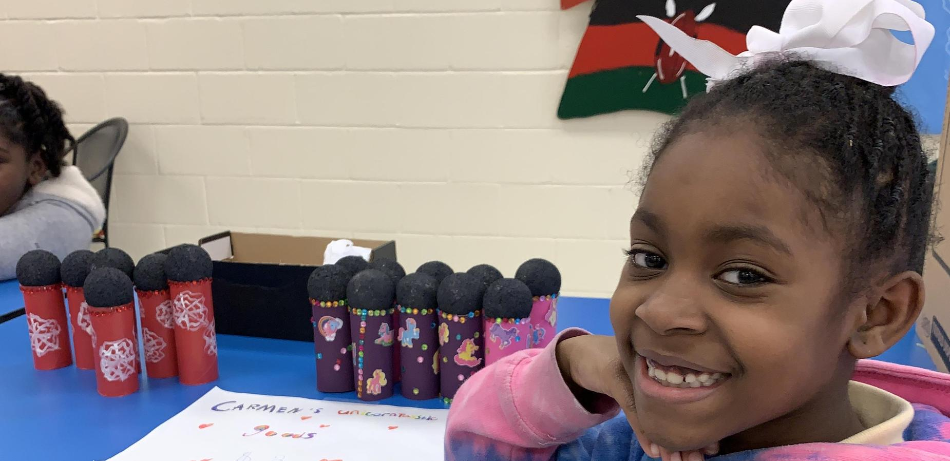 2nd Grade Goods and Services Fair