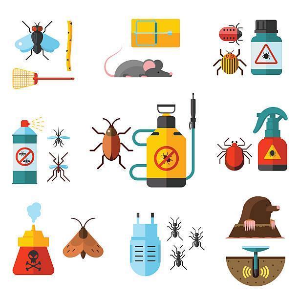 Pest Control Clip Art