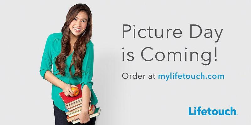 October 28, 2021 Picture Day for Grades 9-12
