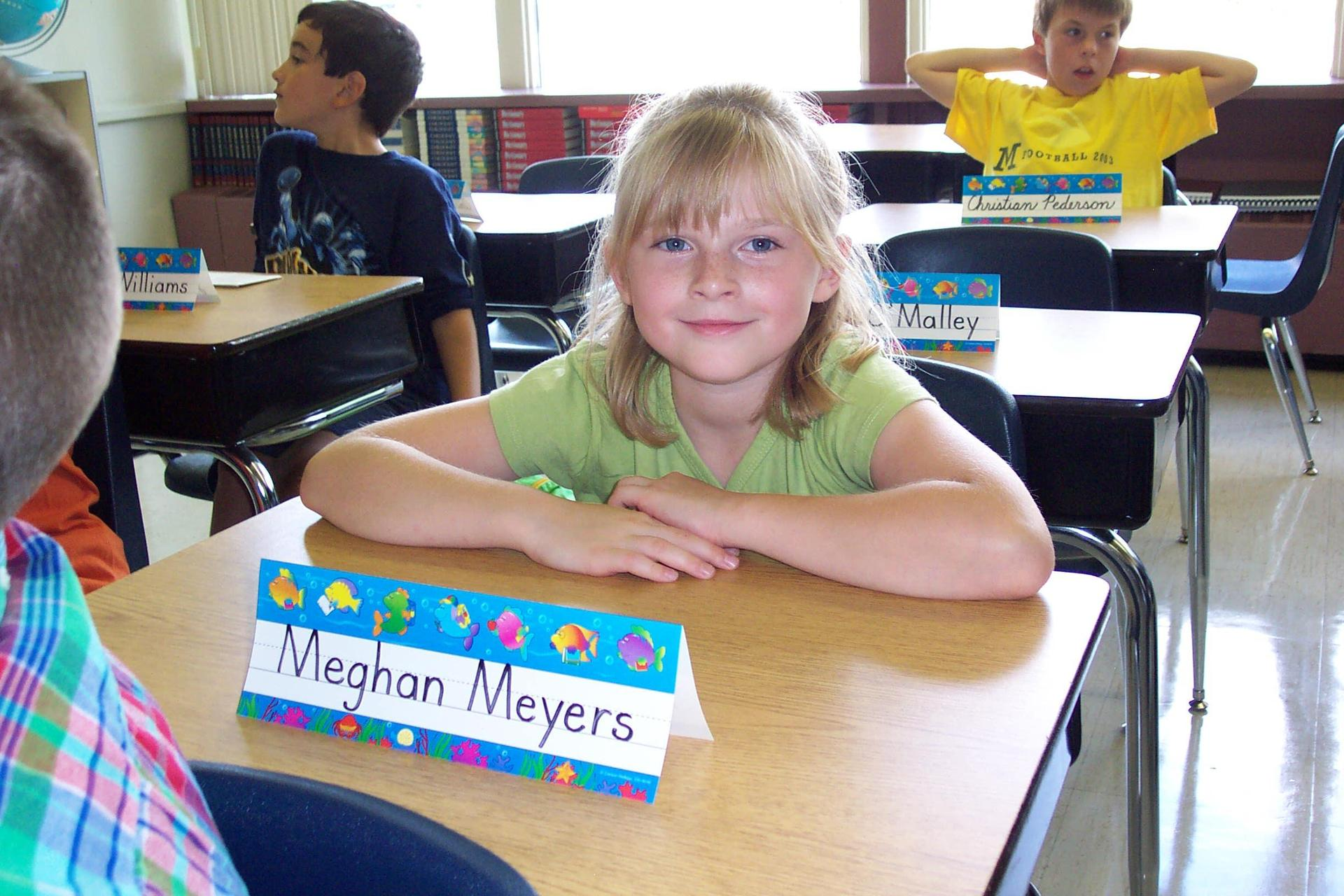 Miss Meyers