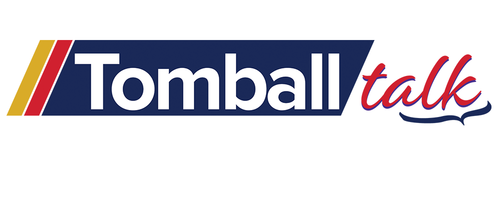 Tomball Talk logo