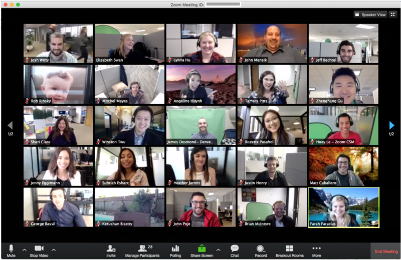 Title I Virtual Google Family Meetings Featured Photo