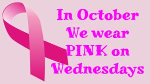 Wear Pink on Wednesdays
