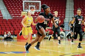 Bri Allen '18 playing for Cal U of PA