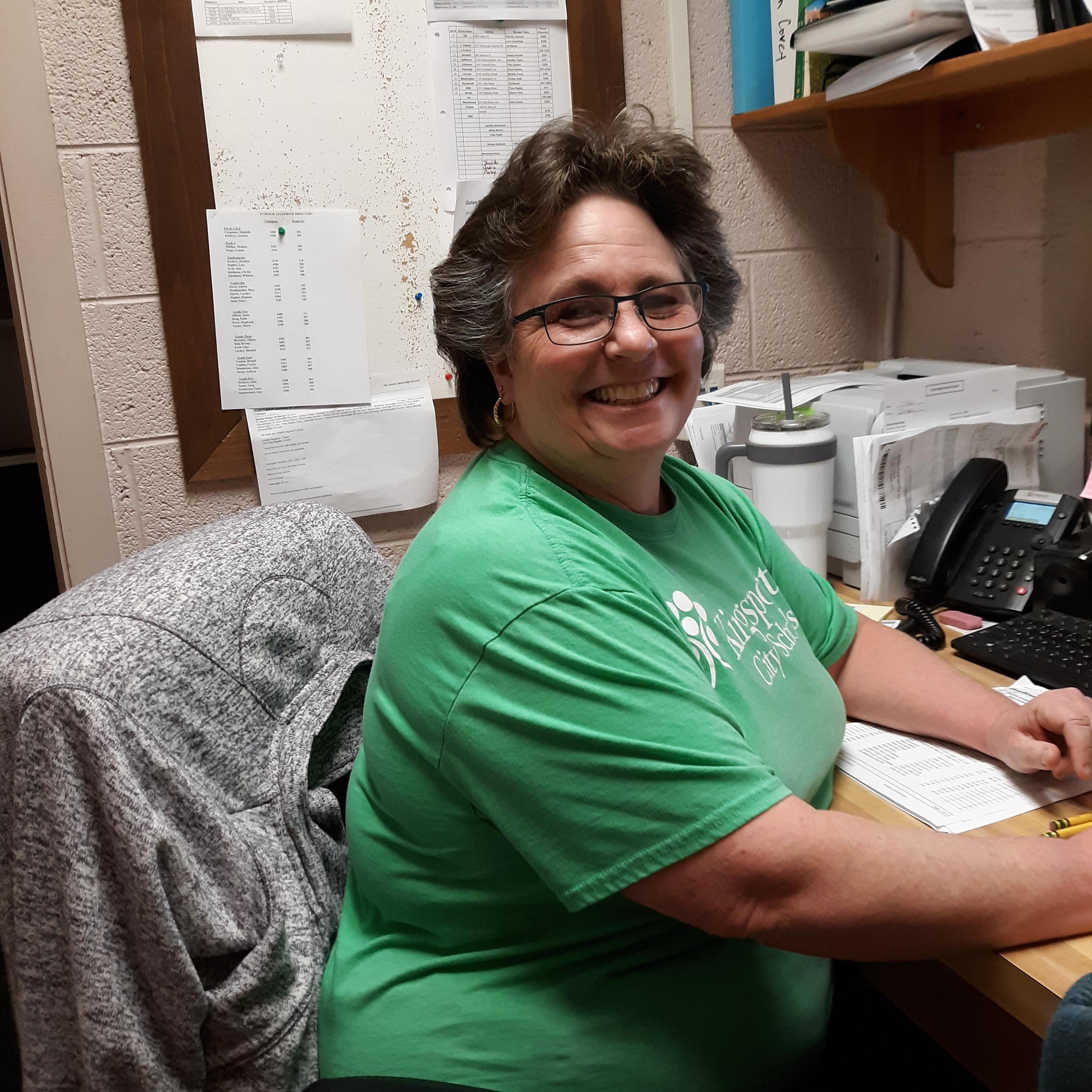 Tina Jenkins's Profile Photo
