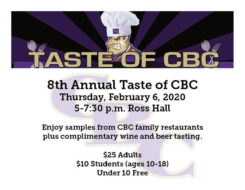 Taste of CBC graphic